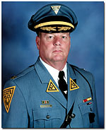 State Police Superintendent Colonel Rick Fuentes
